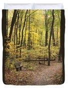 Woodland Respite Duvet Cover