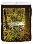 Woodland Scene Duvet Cover