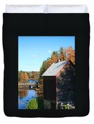 Working Gristmill Duvet Cover