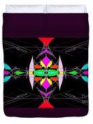 World Peace Duvet Cover