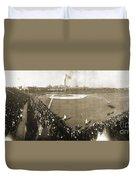 World Series, 1906 Duvet Cover