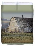 Wrapped Barn Duvet Cover