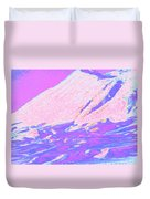 Wyoming Mountains 4-2 Duvet Cover
