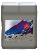Wyoming Mountains 4 Duvet Cover
