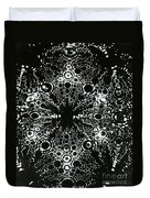 X-ray Diffraction Of Tungsten Tip Duvet Cover