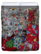 Xmas Presents 03 Duvet Cover