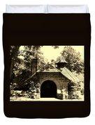 Ye Ole Cottage Duvet Cover