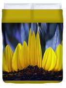 Florida's State Wildflower Duvet Cover