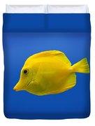 Yellow Fish Duvet Cover