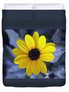 Yellow Flower 4 Duvet Cover