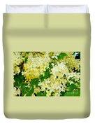 Yellow Shower Tree - 1 Duvet Cover