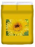 Yellow Zinnia 9494 4286 Duvet Cover