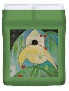 Yellowbird Whitehouse Duvet Cover