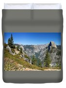 Yosemite Half Dome Duvet Cover