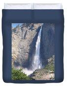 Yosemite National Park  2011 Duvet Cover