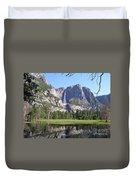Yosemite National Park Usa Duvet Cover