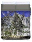 Yosemite Reflection Duvet Cover
