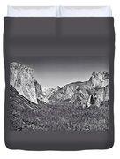 Yosemite Valley Duvet Cover