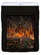 You Allow Them To Rule Our World Duvet Cover