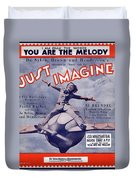 You Are The Melody Duvet Cover