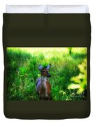 Young Deer Duvet Cover