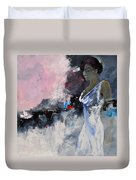 Young Girl 772130 Duvet Cover