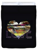 Your Heart Is My Pinata Duvet Cover