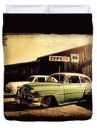 Zephyr Duvet Cover