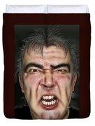 Zombie  Duvet Cover