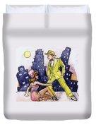 Zoot Suit Duvet Cover