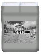 Zwinger Dresden Rampart Pavilion - Masterpiece Of Baroque Architecture Duvet Cover