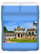 Zwinger Palace - Dresden Germany Duvet Cover