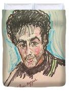 David Copperfield Duvet Cover