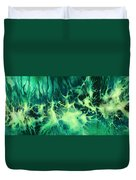 ' Garden Of Light ' Duvet Cover