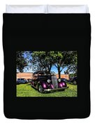 1939 Chevy Coupe Duvet Cover