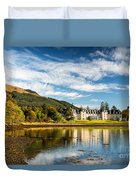 Ardgartan On The Banks Of Loch Long Duvet Cover