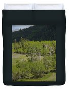 Aspen Meadows IIi Duvet Cover
