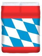 Bavaria Flag Duvet Cover