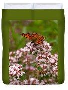 Comma Butterfly Duvet Cover