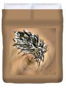 Cottongrass Duvet Cover