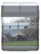 Country Ride  Duvet Cover