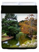 East Canal Duvet Cover