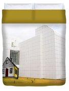 High Museum Of Art - Atlanta - Usa Duvet Cover