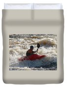 Kayak 3 Duvet Cover