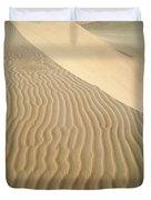 Pismo Dunes Duvet Cover