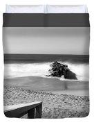 Playa Del Rey Ca Duvet Cover