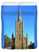 Pointed Church Duvet Cover