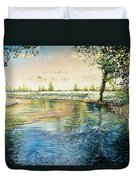 River Bend Duvet Cover