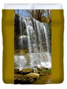 Rock Glen Falls Iphone 6s Duvet Cover