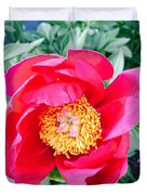 Scott' Flower2 Duvet Cover